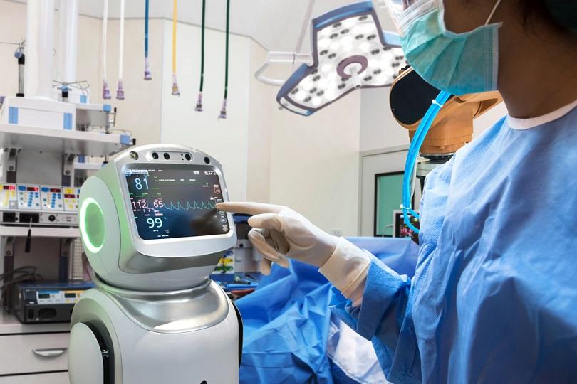 How do robots help people – robotics in healthcare
